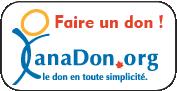 Faire un don avec CanaDon